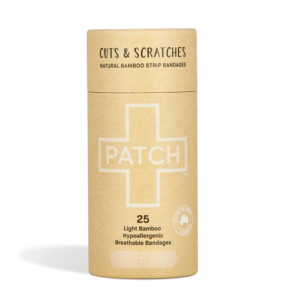 Patch plåster, Natural